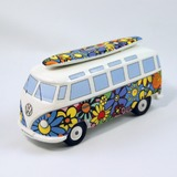 VW: Surf Edition Money Bank - Flowers
