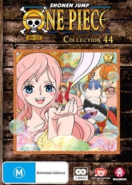 One Piece (uncut) - Collection 44 (Episodes 529-540) on DVD image