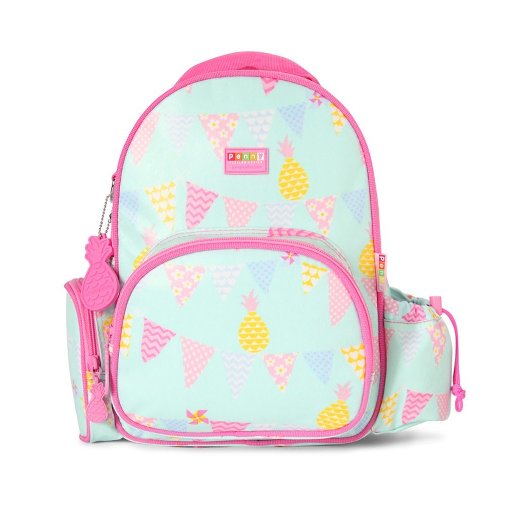 Pineapple Bunting Medium Backpack image
