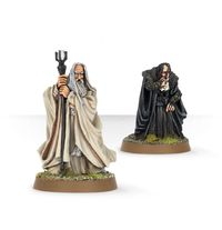 Lord of the Rings: Saruman the White™ & Gríma Wormtongue™