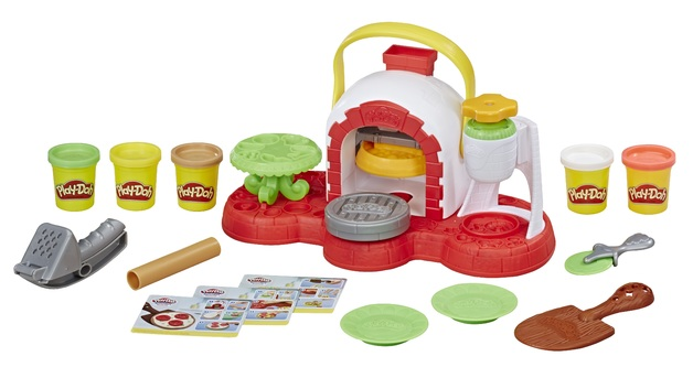 Play-Doh: Stamp 'n Top Pizza Oven - Playset