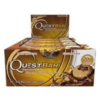 Quest Nutrition Protein Bars - Chocolate Peanut Butter (Box of 12)