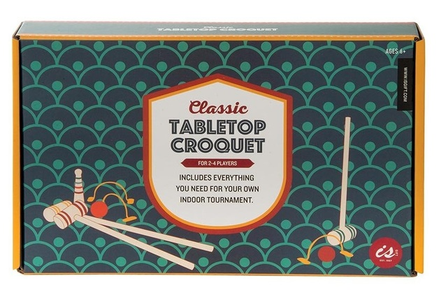 IS Gift: Classic Games - Tabletop Croquet