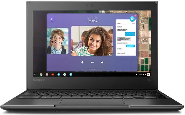 """11.6"""" Lenovo 100e G2 Celeron 4GB 32GB Chromebook"""
