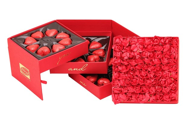 Bind Chocolates: Love & Passion (360g)