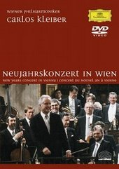 New Years Concert in Vienna, January 1st, 1989 on DVD