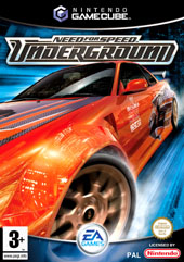 Need for Speed: Underground for GameCube