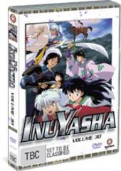 InuYasha - Vol. 30 on DVD
