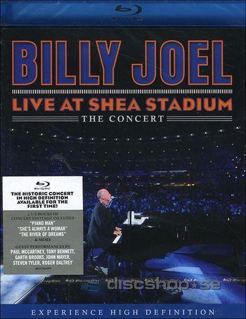 Billy Joel - Live at Shea Stadium on Blu-ray