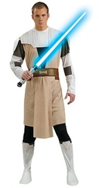 Star Wars Obi Wan Kenobi Costume (XL)