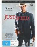 Justified - The Complete 1st Season DVD