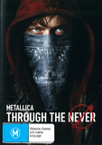 Metallica: Through The Never on DVD
