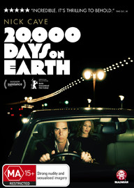 20,000 Days on Earth on DVD