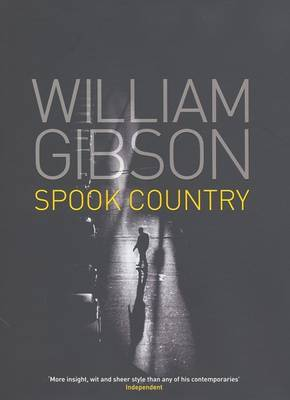 Spook Country by William Gibson image
