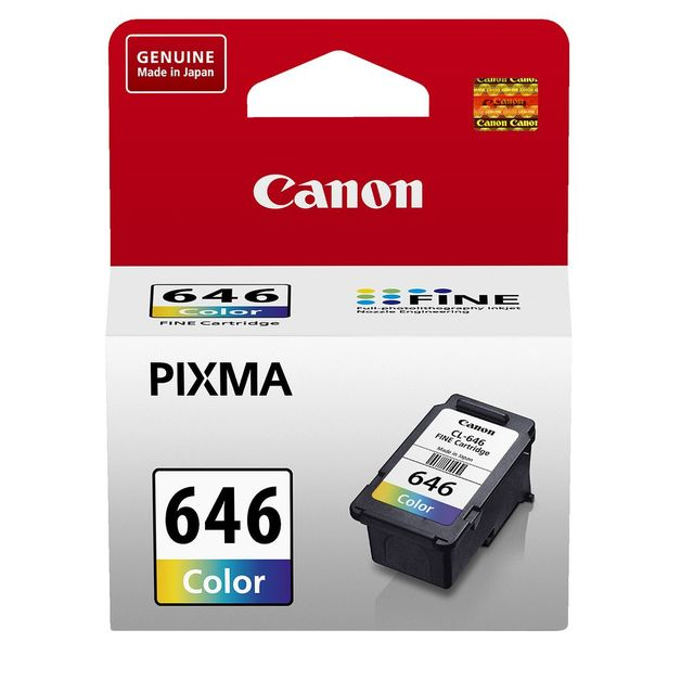 Canon Ink Cartridge - CL646 (Colour)