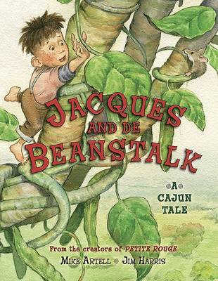 Jacques and de Beanstalk by Mike Artell image