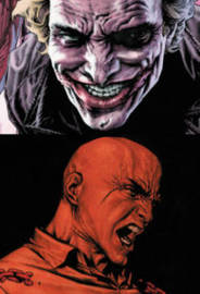 Absolute Joker Luthor HC by Brian Azzarello