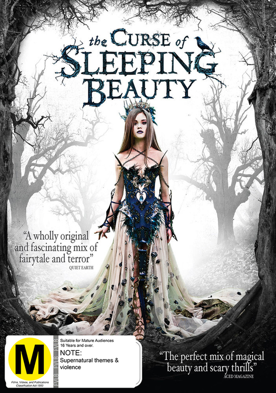The Curse Of Sleeping Beauty on DVD
