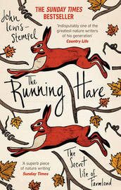 The Running Hare by John Lewis-Stempel image