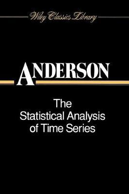 The Statistical Analysis of Time Series by T. W. Anderson image