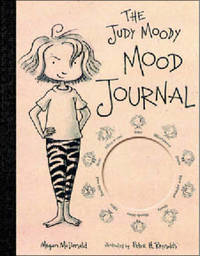 The Judy Moody Mood Journal by Megan McDonald image