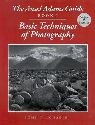 Ansel Adams Gde To Photography by Paul Schaefer
