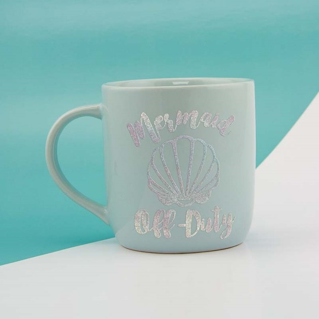 Mermaid Off Duty Mug