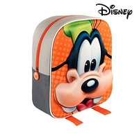 Disney 3D School Bag Goofy