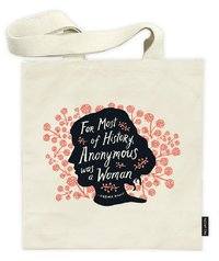 The New Yorker: Anonymous - Canvas Tote Bag