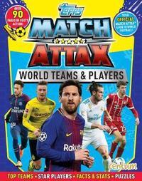 Match Attax European World Players Handbook by Centum Books Ltd