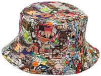 Rick and Morty: All Over Print - Bucket Hat