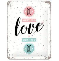 Nostalgic Art: Tin Sign - Do What You Love