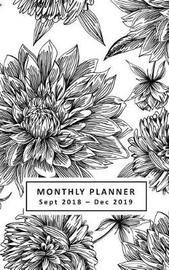Monthly Planner by Rainbow Notebooks