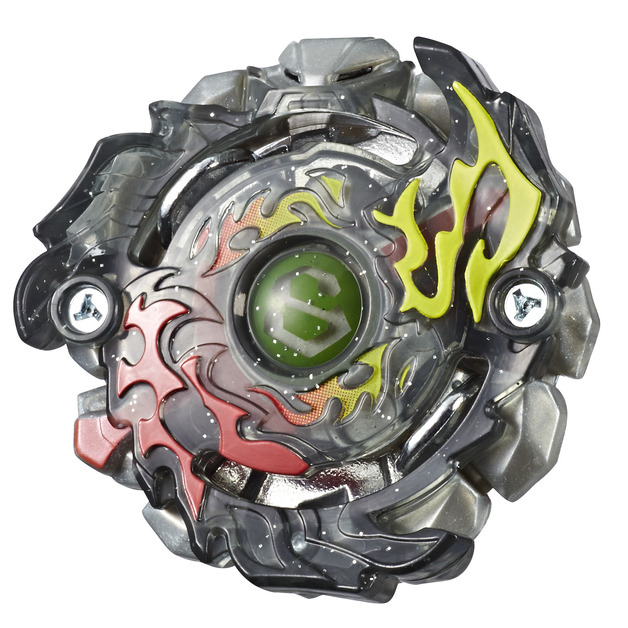 Beyblade Burst: Slingshock Single - Iron X Surtr S4
