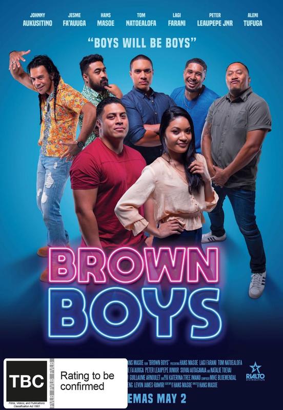 Brown Boys on DVD