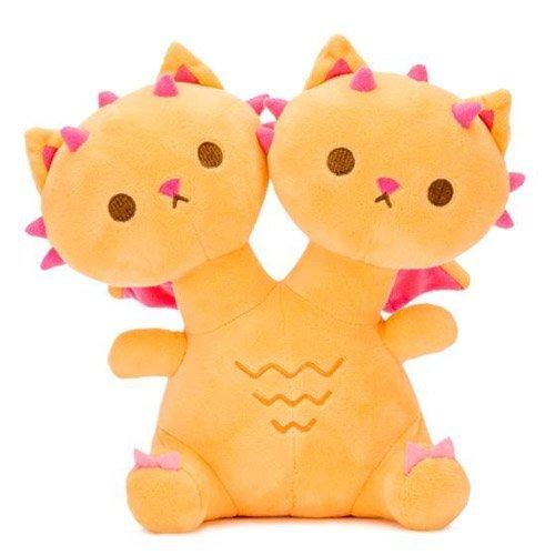 "Kaiju Kitties: Kimbap & Gimbap - 11"" Monster Plush"
