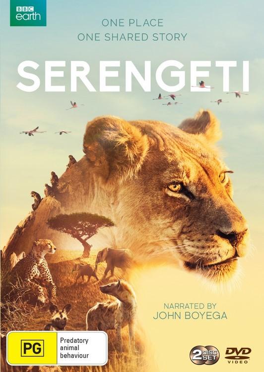 Serengeti on DVD