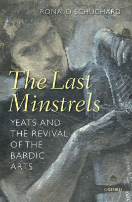 The Last Minstrels by Ronald Schuchard image