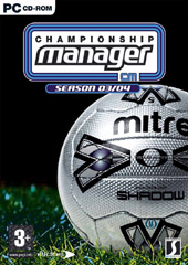 Championship Manager 03/04 for PC Games