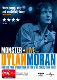 Dylan Moran - Monster: Live on DVD image