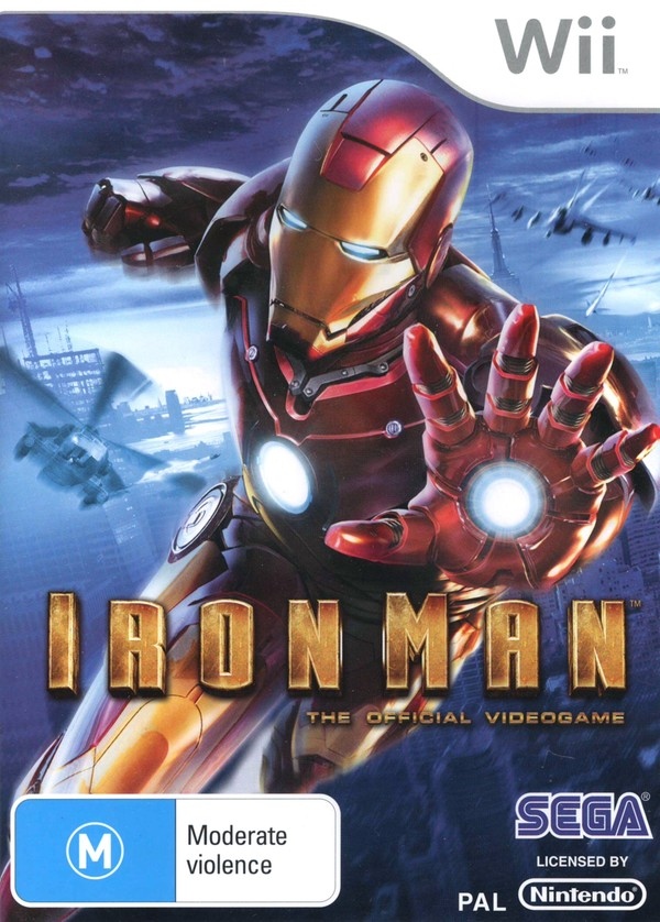 Iron Man for Nintendo Wii image