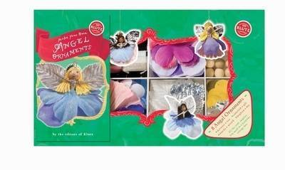Make Your Own Angel Ornaments by Editors of Klutz