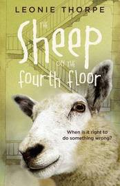 Sheep on the Fourth Floor by Leonie Thorpe image