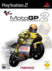 Moto GP 2 for PlayStation 2