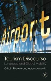Tourism Discourse by Crispin Thurlow image