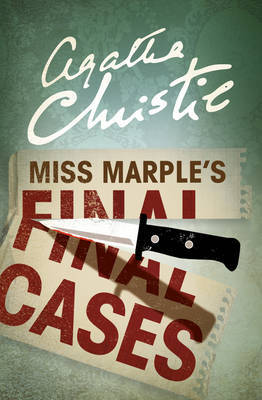 Miss Marple's Final Cases by Agatha Christie image