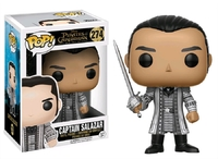 Pirates of the Caribbean 5: Captain Salazar Pop! Vinyl Figure (with a chance for a Chase version!)
