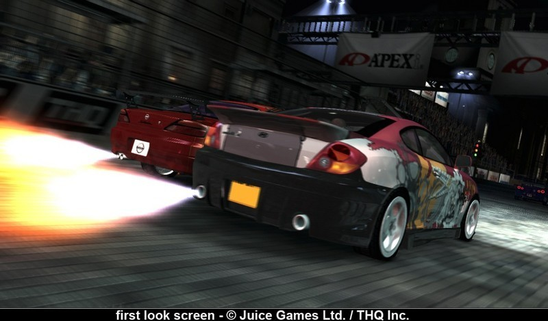 Juiced 2: Hot Import Nights: Collector's Edition screenshot