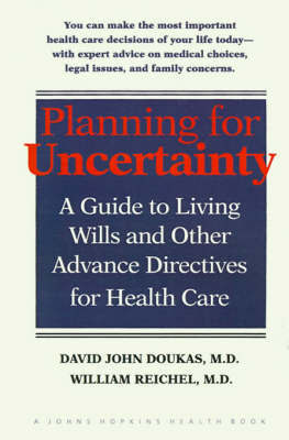 Planning for Uncertainty by David John Doukas image