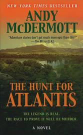 The Hunt for Atlantis by Andy McDermott image